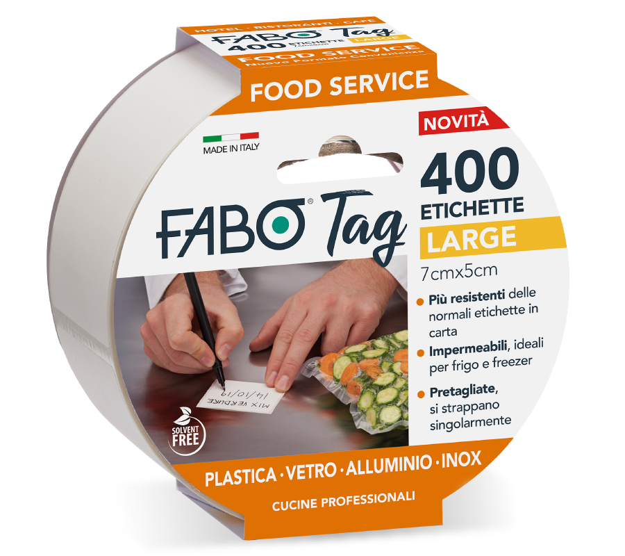 Fabo Foodservice - Fabo Tag